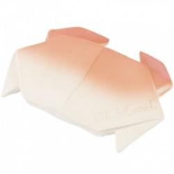 Crabe origami à mâchouiller