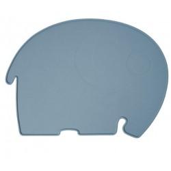 Set de table éléphant bleu...