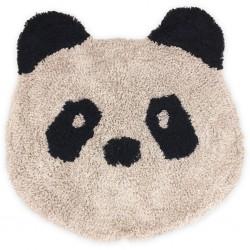 Tapis rond panda