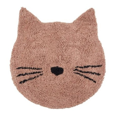 Tapis rond chat