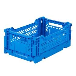 Caisse pliable Bleu...