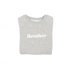 Pull Brother gris