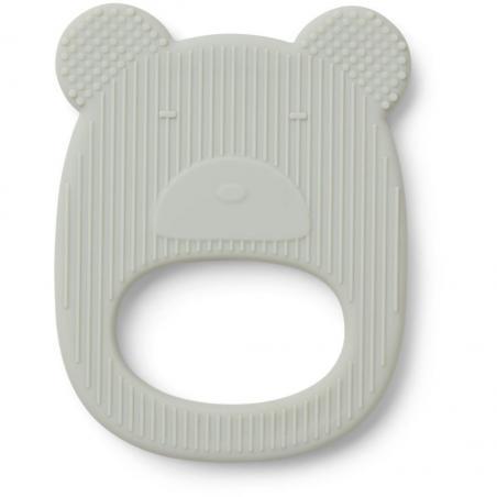 Anneau de dentition ours vert