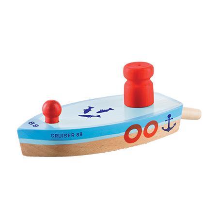 Bateau ballon marin