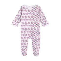 Pyjama imprimé Tigre rose