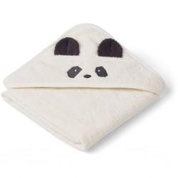 Cape de bain Panda en coton...