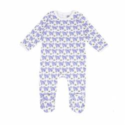 Pyjama imprimé Tigre bleu