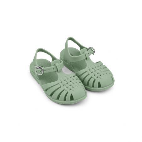Sandales - Vert