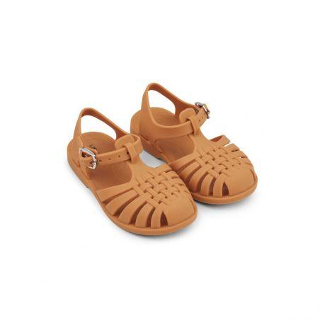 Sandales - Moutarde