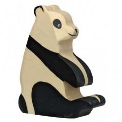 Panda en bois
