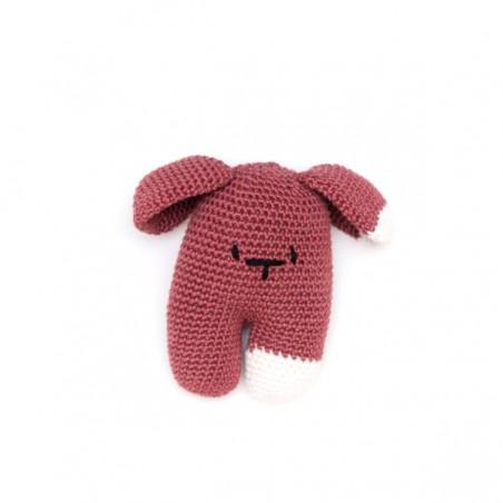 Doudou au crochet Garance...