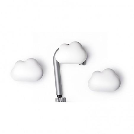 Patère nuage