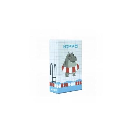 Jeu de cartes hippo