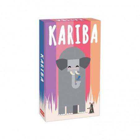 Jeu de cartes kariba