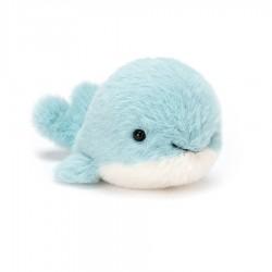 Petite baleine bleue