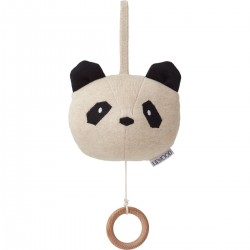 Suspension musicale panda